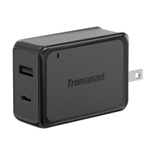 Tronsmart W2PTE 33W Dual USB Wall Charger with Quick Charge 3.0 Technology