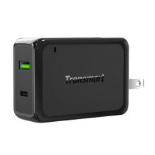 Tronsmart W2PTU 33W Quick Charge 3.0 & Type-C Wall Charger